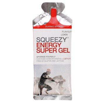 suplement SQUEEZY ENERGY GEL cytryna + kofeina / 33g