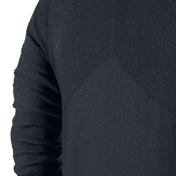 sweter tenisowy męski NIKE LONG SLEEVE SWEATER / 596595-010