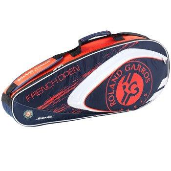 torba tenisowa BABOLAT CLUB X3 ROLAND GARROS / 751126