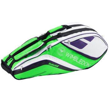 torba tenisowa BABOLAT TEAM X6 Wimbledon / 751129