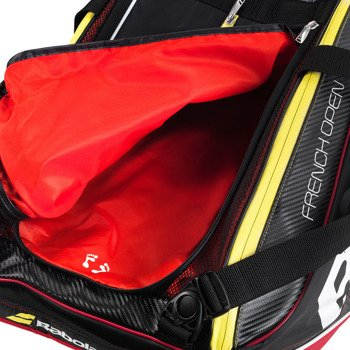 torba tenisowa BABOLAT THERMOBAG PURE AERO X12 Roland Garros 2015 / 751081