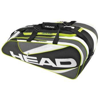 torba tenisowa HEAD ELITE ALL COURT / 283346 BK/AN