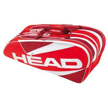 torba tenisowa HEAD ELITE SUPERCOMBI / 283366 RDRD