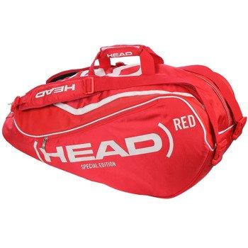 torba tenisowa HEAD RED COMBI SPECIAL EDITION / 283034