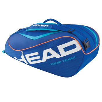 torba tenisowa HEAD TOUR TEAM COMBI / 283236 BLBL