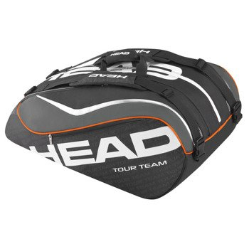 torba tenisowa HEAD TOUR TEAM MONSTERCOMBI / 283205 BK/BK