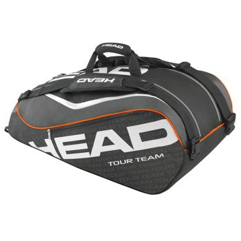 torba tenisowa HEAD TOUR TEAM SUPERCOMBI / 283215 BKBK