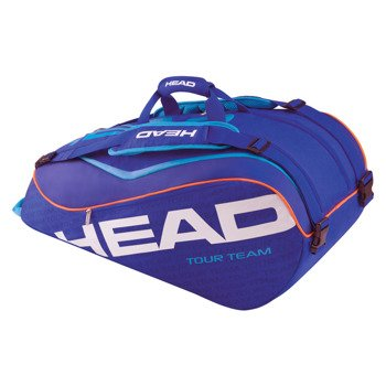 torba tenisowa HEAD TOUR TEAM SUPERCOMBI / 283226 BLBL