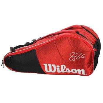 torba tenisowa WILSON FEDERER COURT 12 PK