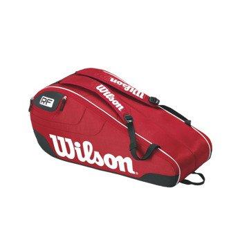 torba tenisowa WILSON FEDERER TEAM III 6PACK / WRZ833606