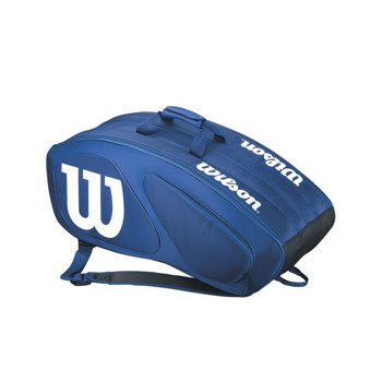 torba tenisowa WILSON TEAM II 12 PACK BAG / WRZ852612
