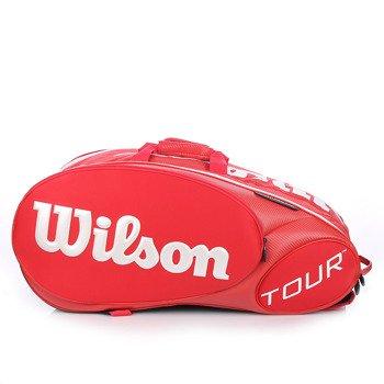 torba tenisowa WILSON TOUR MOLDED 2,0 15 PACK / WRZ847515