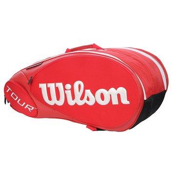 torba tenisowa WILSON TOUR MOLDED 2,0 9 PACK / WRZ847509