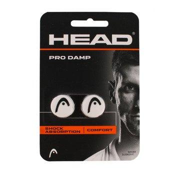 wibrastop HEAD DJOKOVIC PRO DAMP WHITE / 285515