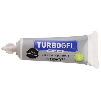 żel POWERGYM TURBOGEL LIMALIMON  23g / RSPG-0035